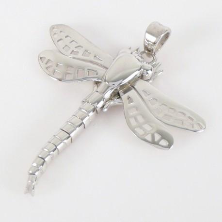 86fb0293f Stříbrný přívěsek vážka - Šperky Sypo - zlaté a stříbrné šperky - perly