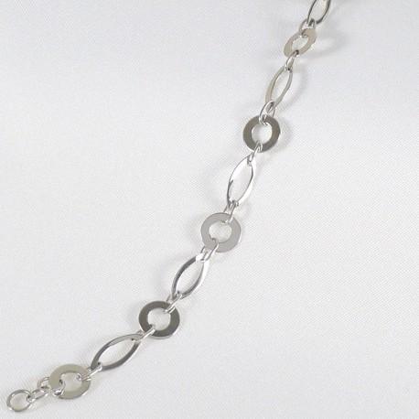 1dbf86560 Stříbrný náramek - Šperky Sypo - zlaté a stříbrné šperky - perly