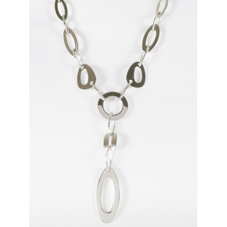 e979057f0 Stříbrný náhrdelník - Šperky Sypo - zlaté a stříbrné šperky - perly