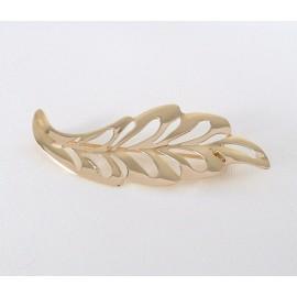 Zlatá brož list