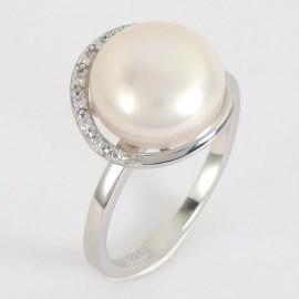 Perlové prsteny